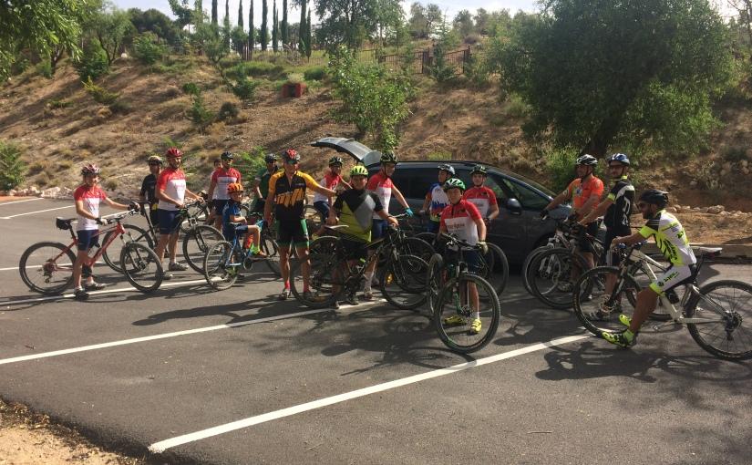 Marcha I Semana de la Bicicleta deTarancón